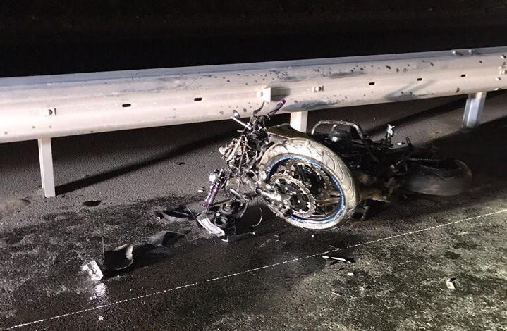 ВСамаре вмассовом ДТП пострадали два мотоциклиста