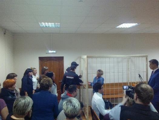 Дело директора гимназии №1 отправили всуд