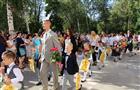 В школе №129 прошел День знаний для будущих нефтяников