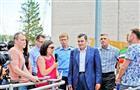 Александр Хинштейн встретился с жителями 5-й просеки, выступающими против застройки