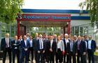 Ульяновскую область посетила французская делегация предпринимателей авиационной промышленности