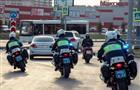 Самарский мотобат задержал первого нарушителя, ехавшего пьяным за рулем скутера