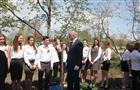 Виктор Сазонов рассказал школьникам об экологических проблемах и путях их решения