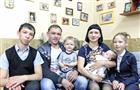 Увеличили пособие для многодетных семей губернии