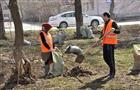 В рамках месячника по благоустройству в Самаре приводят в порядок дома