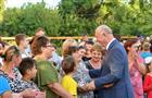 Рабочая поездка Николая Меркушкина в Похвистнево и Похвистневский район
