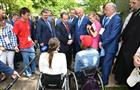 Михаил Бабич и Николай Меркушкин посетили молодежный форум iВолга-2017