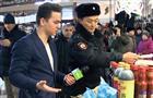 """Ведущий """"Магаззино"""" вызвал полицию на Автозаводский рынок в Тольятти"""