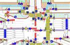 На реконструированном участке Московского шоссе запретят правые повороты