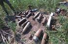 Под Самарой сотрудники ФСБ изъяли арсенал артиллерийских снарядов