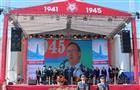Депутаты исотрудники аппарата тольяттинского парламента почтили память защитников Родины нашествии Бессмертного полка