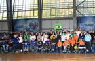 МегаФон вручил сертификат на полмиллиона рублей на развитие паралимпийского спорта в Самарской области