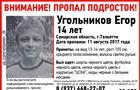 В Тольятти ищут 14-летнего подростка