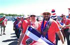"""Болельщик Коста-Рики Хулиан: """"В Самаре мне нравится абсолютно все!"""""""