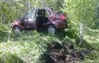 Нетрезвый водитель в Елховском районе уехал в кювет