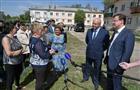 Глава региона посетил с рабочим визитом Сызранский район