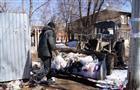 Ситуация по вывозу мусора в Куйбышевском районе находится на контроле властей