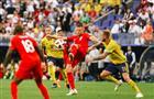 """Сборная Англии на """"Самара Арене"""" впервые с 1990 года вышла в полуфинал ЧМ"""