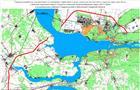 План территории для строительства моста через Волгу около Климовки будет готов до конца ноября