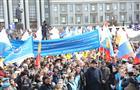 В Самаре на акцию против террора вышло более 50 тыс. человек
