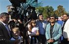 """В Самаре установлена скульптурная композиция """"Клен"""""""
