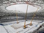 """Газон стадиона """"Самара Арена"""" выращивается в Германии"""