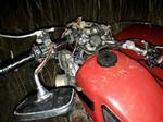 В Кошкинском районе погиб мотоциклист