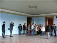 Александр Васильев провел экскурсию по интерьерам особняка Курлиной