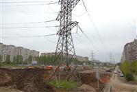 Реконструкция Ташкентской улицы в Самаре. Май 2017 года