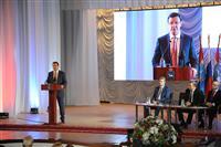 Дмитрий Азаров официально сложил с себя полномочия главы Самары