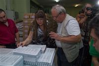 Облизбирком получил избирательные бюллетени на выборы губернатора Самарской области