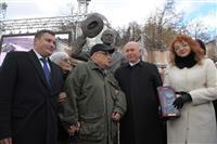 В Самаре открыли скульптуру Юрия Деточкина