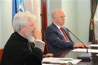 Николай Меркушкин принял участие в расширенном заседании общественного совета при Самарской и Сызранской митрополии Русской православной церкви.