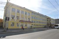 Открытие после капитального ремонта корпуса государственного социально-педагогического университета на ул. Льва Толстого