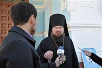 В Самару прибыла икона, исцелившая преподобного Серафима Саровского