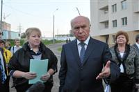 Николай Меркушкин поздравил с новосельем самарцев, которые почти 10 лет ждали свои квартиры