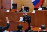 Юрий Стерликов впервые отчитался перед губдумой о работе полиции в регионе