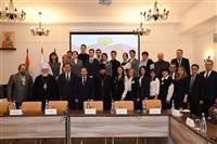 Михаил Бабич посетили Поволжский православный институт имени святителя Алексия в Тольятти