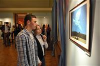 Выставка работ знаменитого сюрреалиста Рене Магритта работает в Самаре