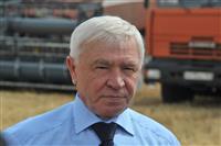 Виктор Альтергот посетил Большеглушицкий район, где объявлен режим ЧС