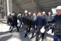 Рабочий визит в Самару Михаила Бабича
