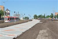 Реконструкция ул. Ташкентской