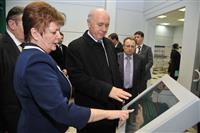 Николай Меркушкин представил нового руководителя реготделения Пенсионного фонда РФ