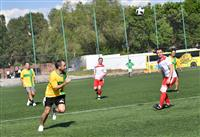 Товарищеский матч между сборной Самарской области и командой болельщиков из Австралии