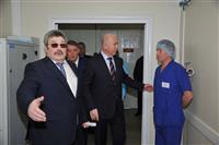 Николай Меркушкин посетил с рабочим визитом Самарскую городскую клиническую больницу №2 им. Н. А. Семашко