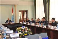 Первое заседание президиума научно-технического совета по содействию развития инноваций при губернаторе Самарской области