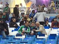 """Болельщики собираются на первый матч на """"Самара Арене"""""""