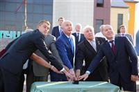 ЛУКОЙЛ подарил Самарской области еще один спортивный комплекс