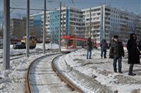 """На трамвайной линии к стадиону """"Самара Арена"""" началось тестовое движение"""