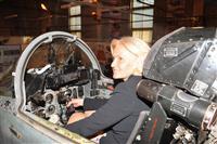 Ольга Голодец ознакомилась с жизнью  Самарского государственного аэрокосмического университета